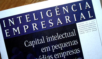 Revista Inteligência Empresarial - Crie - Coppe/UFRJ.
