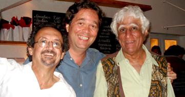 Nani, Agner e Ziraldo (2007)