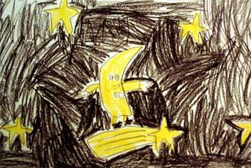 Lua - Desenho do Terekoteco