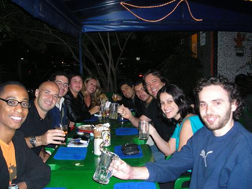 Encontro de Arquitetos de Informação no Rio (Cobal)