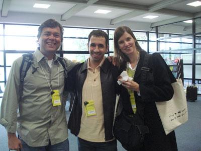 Congresso da Sociedade Brasileira de Design de Informação, em Curitiba.