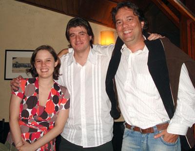 I EBAI: Carolina Leslie e Guilhermo