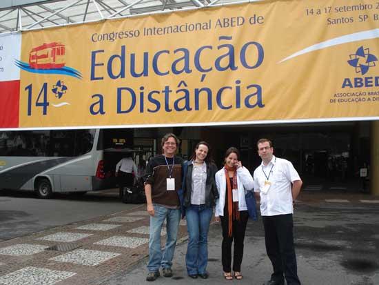 14. Congresso Internacional de Educação a Distância 2008