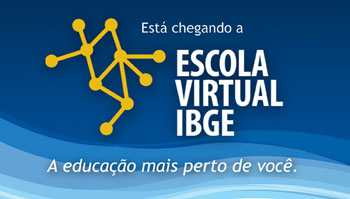 Logo - Escola Virtual IBGE
