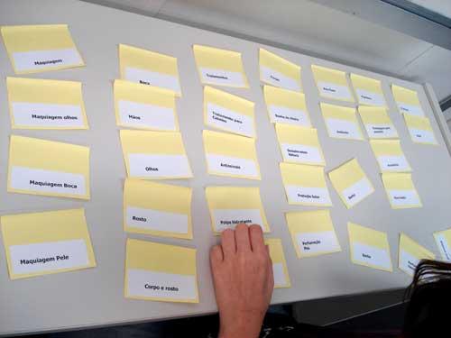 Sala de aula - Arquitetura de informação na Escola Superior de Propaganda e Marketing - ESPM