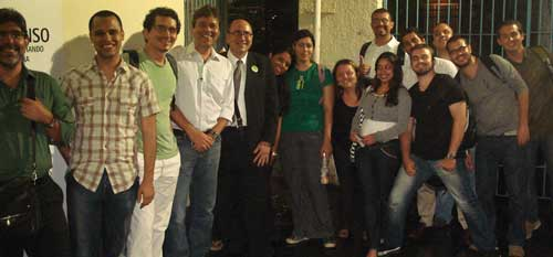World Usability Day, 2009, na Facha, Rio de Janeiro