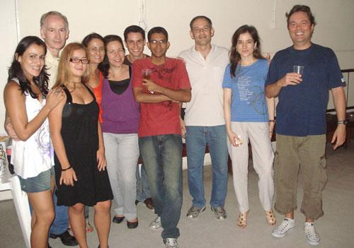Comemoração final de ano - Academia de Dança de Salão