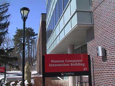 Carleton University - Laboratório de usabilidade