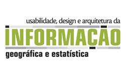 logotipo do nosso grupo de pesquisa sobre o design da informação geográfica e estatística.