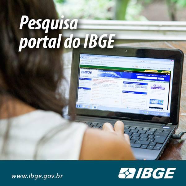 Pesquisa do Portal IBGE