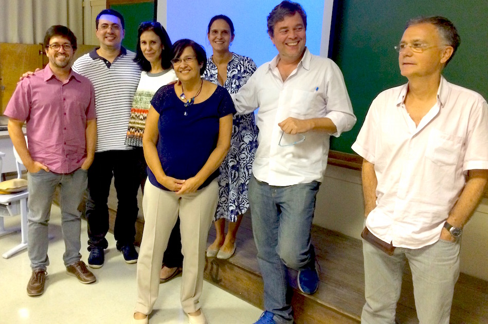 Defesa de Isabella Muniz (PUC-Rio, 2015)