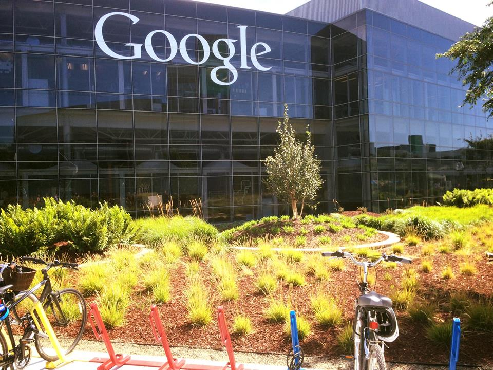 Google Headquarters, Mountain View, CA.