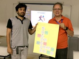 Alunos da Faculdade Senac Rio - Graduação tecnológica em Design (2017)
