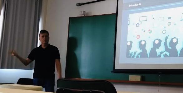 Luiz Agner - apresentação no Congresso P&D Design 2018